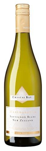 Crystal Bay - Marlborough Sauvignon Blanc Weißwein Neuseeland 13% Vol. - 0,75l