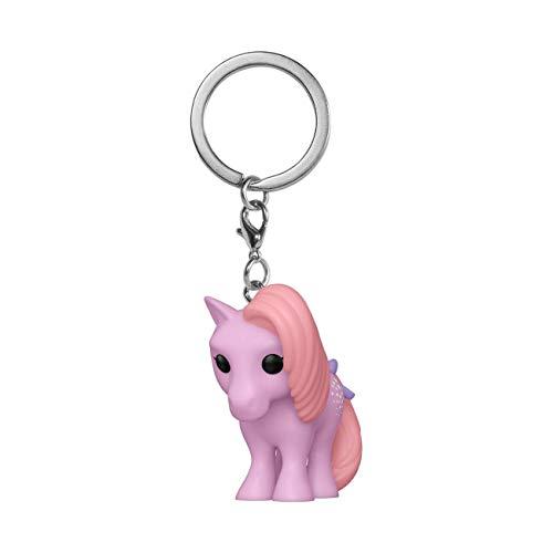 Funko- Pop Keychain My Little Pony Cotton Candy Juguete coleccionable, Multicolor (54309)