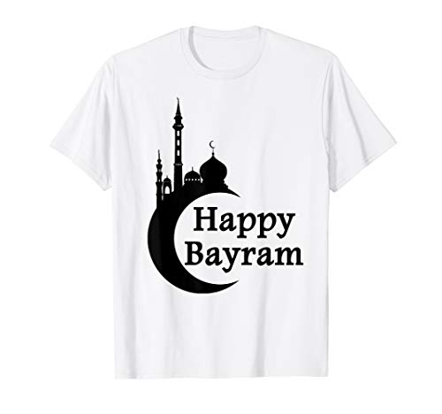 Happy Bayram - Türkei Zuckerfest Ramadan Feiertag T-Shirt