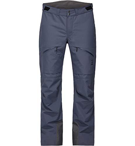 Haglöfs Nengal 3L Pantalon pour Homme L Bleu (Dense Blue)
