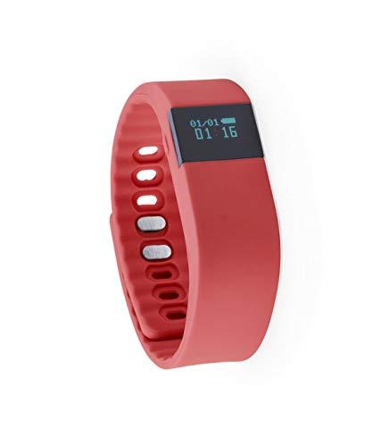 MKT Reloj Inteligente Wesly Rojo
