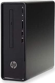 HP Slimline 3LA89AA 290-a0036 Desktop PC - AMD A9-9425 3.1 GHz Dual-Core Processor - 8 GB DDR4 SDRAM - 1 TB Hard Drive - Windows 10 Home 64-bit - Black (Certified Refurbished)