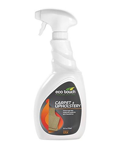ECO Touch écologique non toxique et biodégradable Nettoyant pour moquette et tapisseries