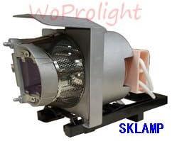 Sklamp PJ2000-LAMP for Triumph Board PJ3000 PJ2000 Projector Replacement Lamp with Housing,OEM Bulb Inside