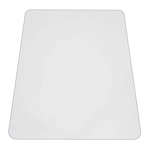 KAISER plastic® PP Bodenschutzmatte | 75 x 120 cm | Hartboden | Made-in-Germany