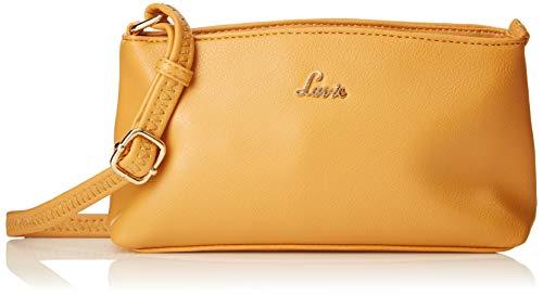 Lavie MARMA Women's Sling Bag (Ocher)