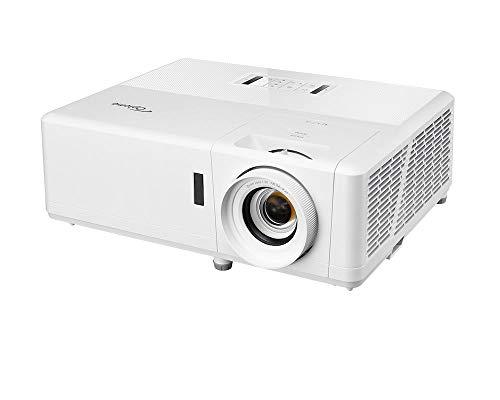 Optoma HZ40 Laser-Beamer, weiß, FullHD, Full3D, HDR, HDMI
