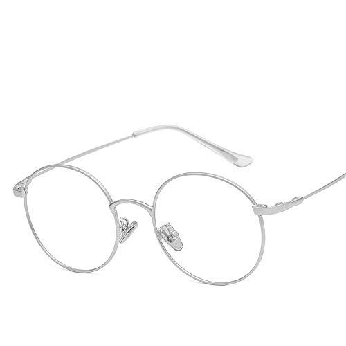 Yiph-Sunglass Sonnenbrillen Mode Super Light Blue Film Flat Light Augenschutz Computer Brille Männer und Frauen LUE Shading Brille für Sutdents