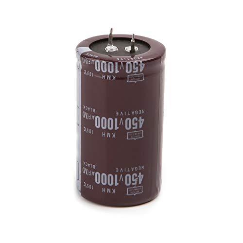siwetg Hochfrequenz 450V 1000uF Aluminium Elektrolytkondensator Volumen 35x60