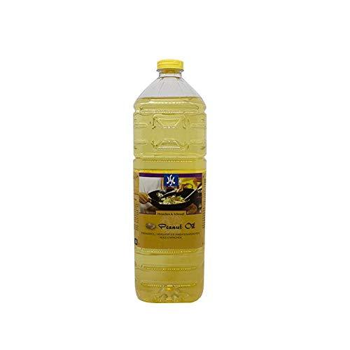 Aceite de cacahuete refinado de cocina - 1 litro