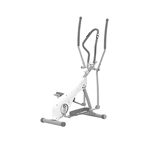 UIZSDIUZ Inicio Aerobic Mini Espacio Walker Step Step Magnetic Control Silent Fitness Ellíptica