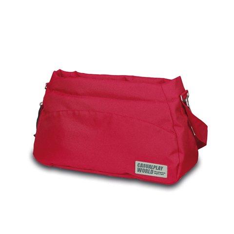 Casualplay Sport - Bolso, Color Raspberry