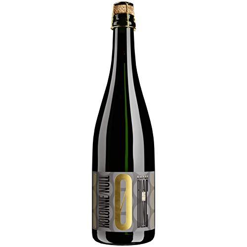KOLONNE NULL Cuvée Blanc No.01 Prickelnd - Alkoholfrei - Edition Freiherr von Gleichenstein - Alkoholfrei Sekt (1 x 0.75l)