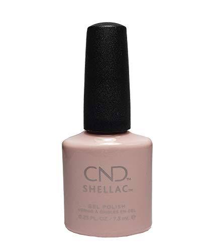Cnd Shallec Shellac Romantique Gel esmalte de uñas .25 oz
