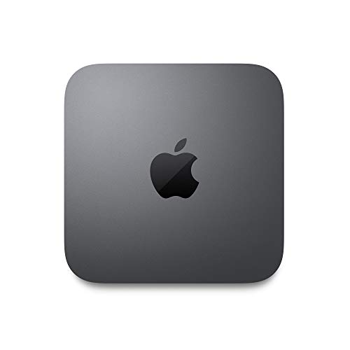 New Apple Mac Mini (3.0GHz 6-core 8th-Generation Intel Core i5 Processor, 8GB RAM, 512GB)