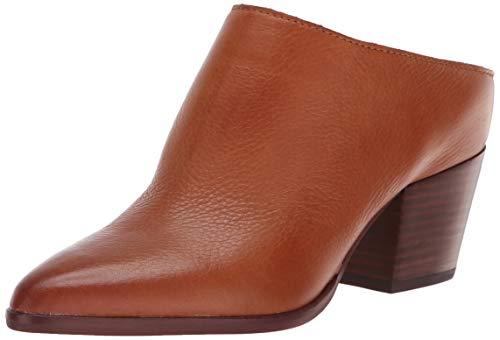 Dolce Vita Women's Roya Mule, Brown Leather, 9.5 M US