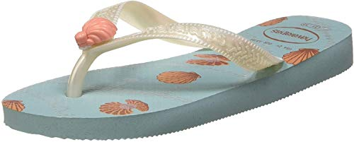 Havaianas Fantasy, Chanclas para Niñas, Multicolor (Ice Blue/Mermaid 7712), 31/32 EU