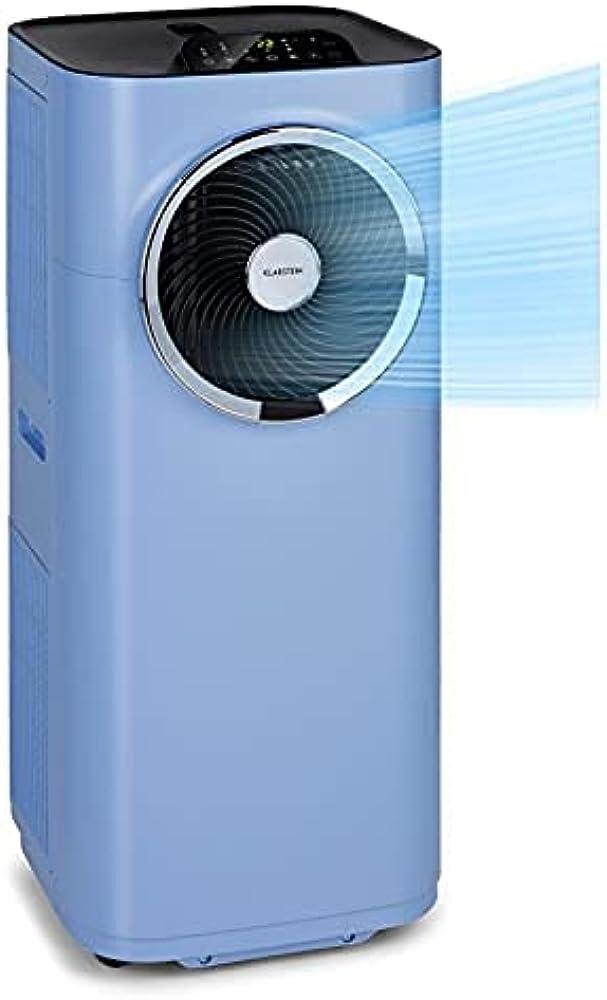 Klarstein, condizionatore portatile, raffrescatore, deumidificatore, ventilatore, 12.000 btu / 3,5 kw ACO15-90300-fcvq