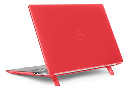mCover Hard Shell CASE for New 2020 15.6' Dell XPS 15 9500 / Precision 5550 Series Laptop Computer (Red)