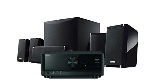 Yamaha YHT-5960U Home Theater System with 8K HDMI and MusicCast