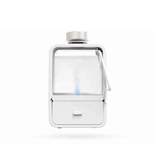 Fulinmen Taza de Agua Rica en hidrógeno, generador de Agua de hidrógeno Inteligente, Botella de purificador de Agua H2, Taza de Aptitud portátil, antienvejecimiento