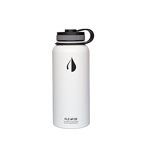 Klear Bottle - 32 Oz Double Insulated Stainless Steel | Amazon