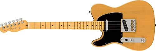 Fender American Professional II Tele MN LH BTB · Guitarra eléctrica zurdos