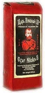 Tea Czar Nicolas II/Premium St Valentine Tea/ (Red) 250 gr/8.8 oz