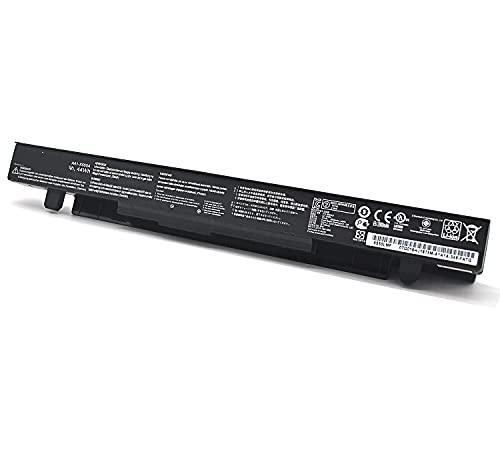 Batterie Portable A41-X550A pour ASUS X450CA X450EA X550 X550C X550D X552CL X552EA FX50JK F550C R510CA R510 R510C R510CA R510CC R510E R510J R510JK R510L R510LB R510LN R510V R510VC (15 V 2950 wAh)