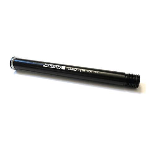 SR SUNTOUR fka105–01 (100 x 15) Axe kpl. SR SUNTOUR à douille pour 15 mm Xcm Series 100 mm (1 pièce)