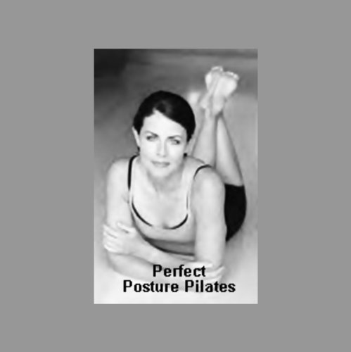 Perfect Posture Pilates cover art