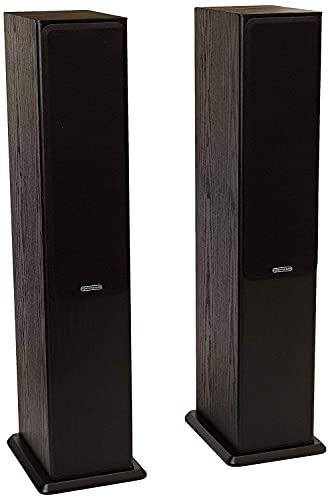 Bronze Monitor Audio Da Pavimento (Coppia)(Bronze 5 Black) a 2 Vie E 1/2