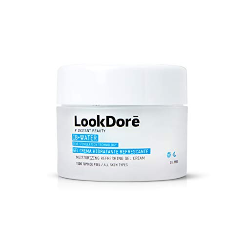 Look Dore Ib+Water Gel Crema Hidratante, 50 ml