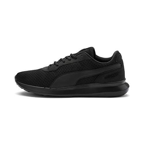 PUMA ST Activate, Sneaker Unisex-Adulto, Nero Black Black, 42 EU