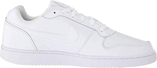 Nike Herren Ebernon Low Fitnessschuhe, Weiß (White 100), 42 EU