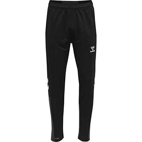 hummel Herren Trainingshose Lead Football Pants 207413 Black M