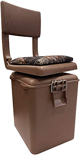 Wise Outdoors Super Sport Hunting Seat with Insulated Cooler
