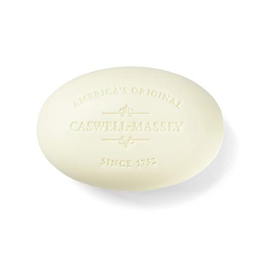 Caswell-Massey Triple Milled Luxury Bath Soap Set (Almond Soap)