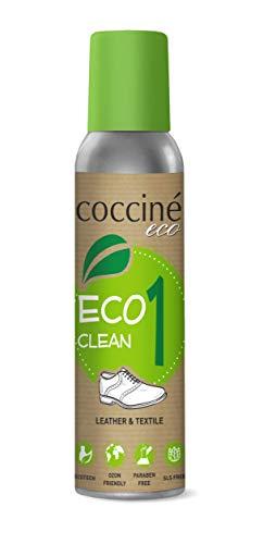 Coccine Schuh Reinigung   Schuhreiniger Spray für Leder Lederschuhe Textil - Eco Clean - 200ml