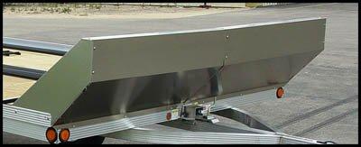 Triton 04775 Aluminum Salt Shield Kit - 101' Wide Shield