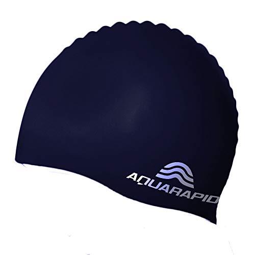 Aquarapid SPRINT F247 - Gorro para hombre, color azul F247 Blu Talla única