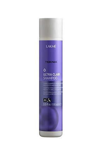 Lakmé Teknia Ultra Clair, Shampoo, 100 ml