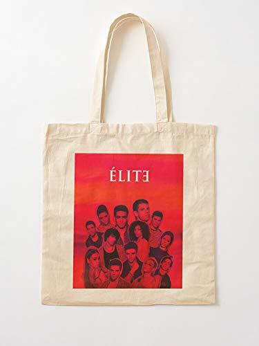 Tote Elite Series Bag Cotton |Canvas Grocery Bags Einkaufstaschen mit Griffen Robuste Einkaufstaschen aus Baumwolle
