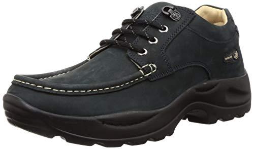 Woodland Men's Gc 2825118 Olive Green Sneaker-5 UK (39 EU) (Leather)