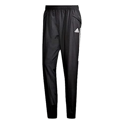 adidas Herren CON20 PRE PNT Sport Trousers, Black/White, 3XL
