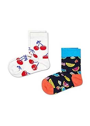 2-Pack Fruit Socks