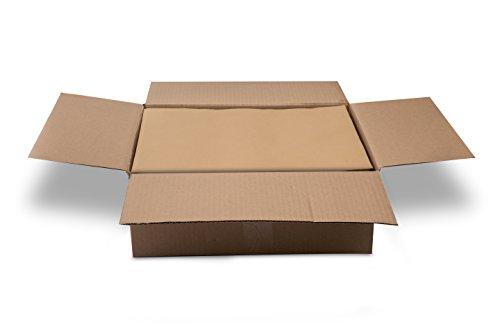 Morigami Mantel Individual Deluxe, 30 x 40 Cm, Polipropileno, Marfil, Set de 500 unidades
