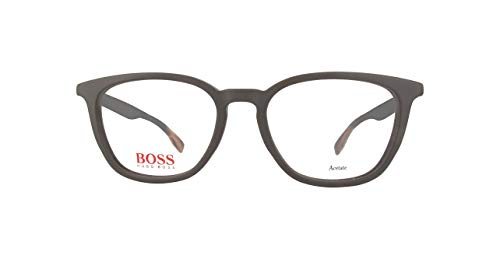 BOSS ORANGE BO0302-BU017-50 Boss Orange Brillengestelle BO0302-BU017-50 Rechteckig Brillengestelle 50, Mehrfarbig