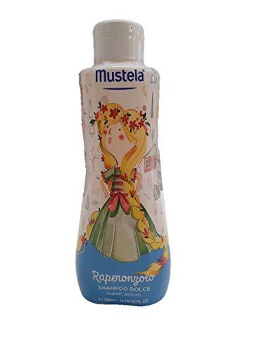 Mustela Raperonzolo Shampoo Dolce Per Capelli Delicati, 500ml