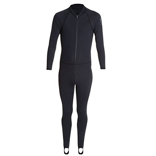 evo 6oz Lycra Dive Skin (Men's) Large Black